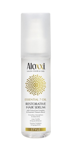 [01008-STE7S100A] Aloxxi Care Essential 7 Oil Hair Serum