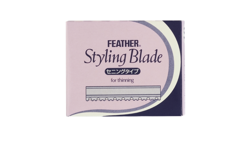 [1303] Feather Styling Blade for Thinning