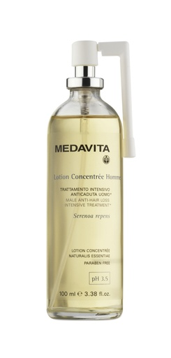 [05002-01111] Medavita Lotion Concentrée Homme Anti-Hair loss Intensive Treatment Spray