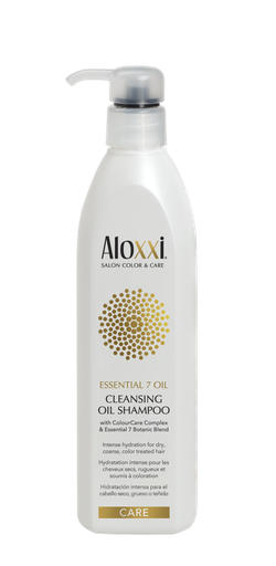 Aloxxi Care Essential 7 oil Shampoo