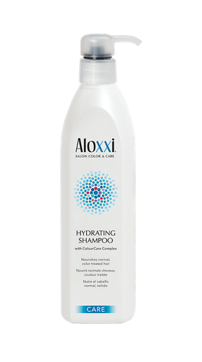 Aloxxi Care Hydrating Shampoo